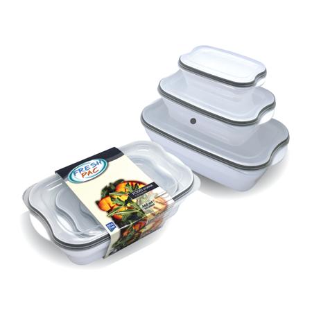 กล่องถนอมอาหาร รุ่น Fresh PAC S3-0980