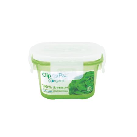 กล่องถนอมอาหาร รุ่น Clippac Organic 170