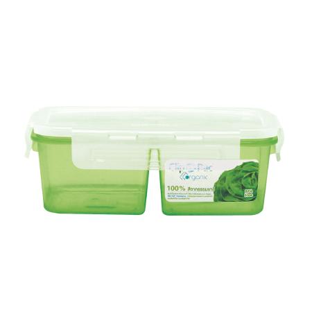 กล่องถนอมอาหาร รุ่น Clippac Organic 194