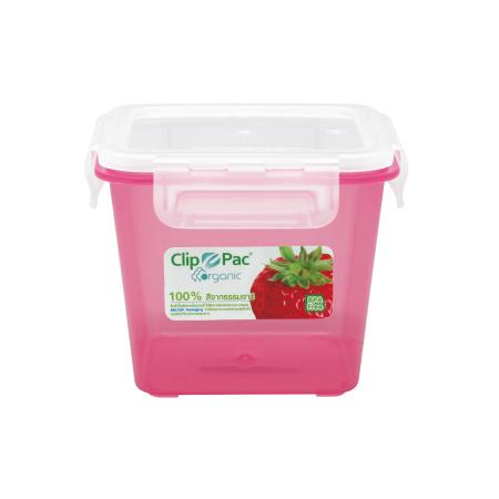 กล่องถนอมอาหาร รุ่น Clippac Organic 198