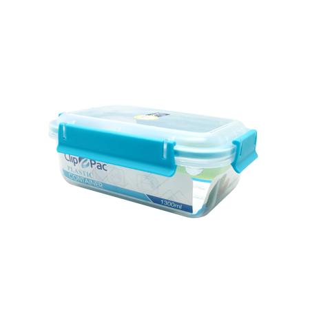 กล่องถนอมอาหาร รุ่น Clippac Plastic 8851