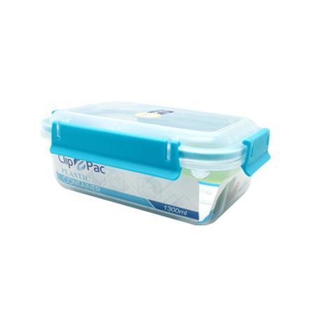 กล่องถนอมอาหาร รุ่น Clippac Plastic 8852
