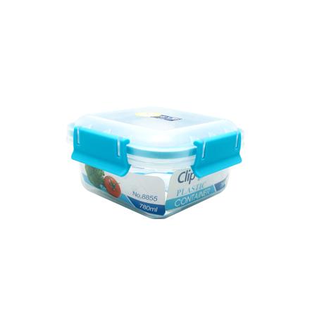 กล่องถนอมอาหาร รุ่น Clippac Plastic 8854