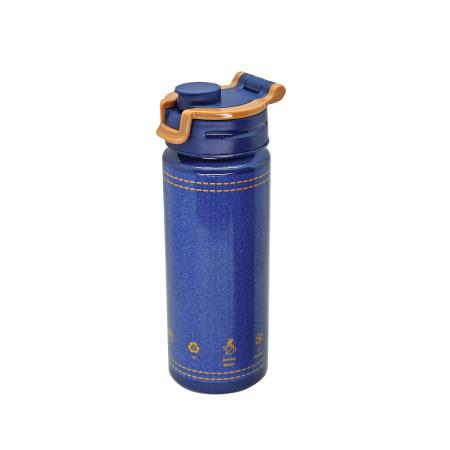 ขวดน้ำ รุ่น Blue Jean 0421 - Indigo