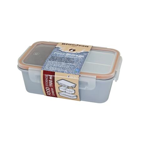 กล่องถนอมอาหาร รุ่น Blue Jean 177DV - Canvas