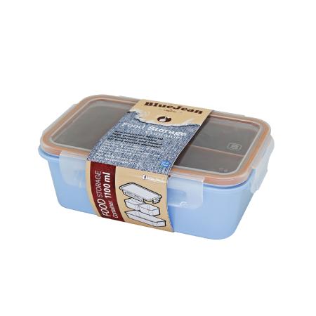 กล่องถนอมอาหาร รุ่น Blue Jean 177DV - Denim