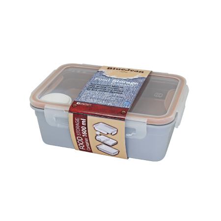 กล่องถนอมอาหาร รุ่น Blue Jean 431Q - Canvas