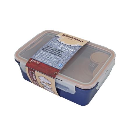 กล่องถนอมอาหาร รุ่น Blue Jean 431Q - Indigo